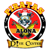 Piratas Alona Dive Center logo