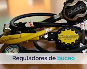 Reguladores De Buceo