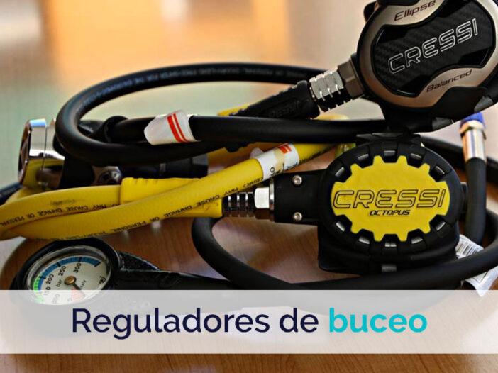 Reguladores De Buceo