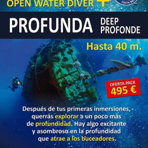 Roses oferta Advanced + Profunda