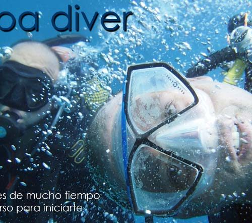 Scuba Diver Isub San Jose