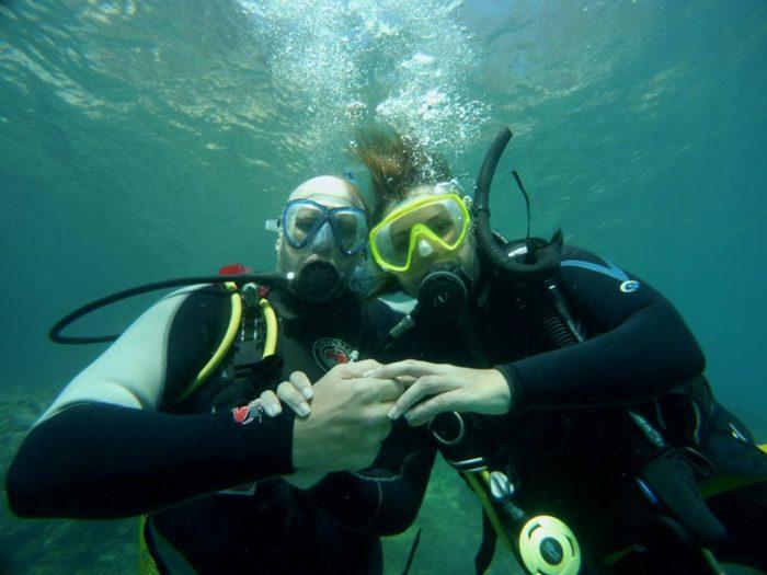 Scubazul Torremolinos inmersiones de buceo
