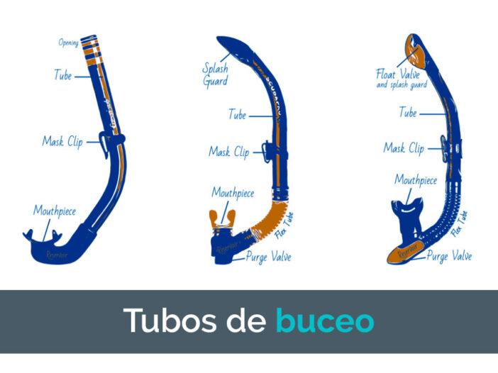 Tubos De Buceo