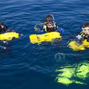 ZOEA buceo torpedos PADI Advanced