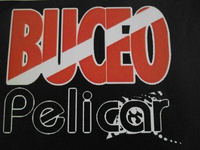 Logo del Centro de Buceo Pelicar que se encuentra en Jávea, Alicante