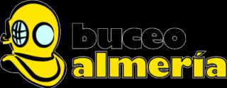 Logo del centro Buceo Almería, escuela en La Isleta (Cabo de Gata)